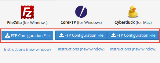 اتصال خودکار ftp به نرم افزار