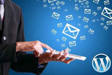 ارسال ایمیل های وردپرس با smpt