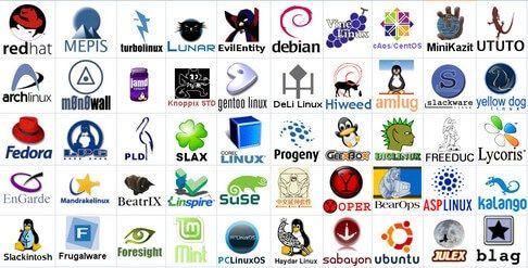 توزیعهای لینوکس