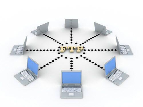 نرم افزار مدیریت FTP برای وردپرس