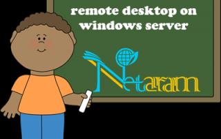 آموزش اتصال به remote desktop