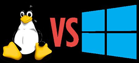 تفاوت هاست لینوکس با هاست ویندوز