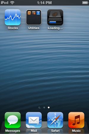 نصب WebDav در آیفون