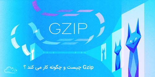 فشرده سازی Gzip چیست و چگونه کار می کند ؟